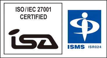 ISMS ISO/IEC 27001 認証取得